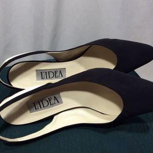 Lidea Shoes - Black Lidea Heels